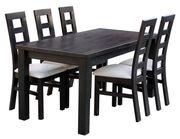 Столы обеденные Грамма из натурального дерева (бук или дуб)